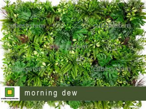 ARTIFICIAL GREENWALL MORNING DEW BY CUBESYSTEM 1 300x225 - ARTIFICIAL GREENWALL_MORNING DEW BY CUBESYSTEM