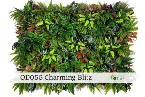 OD055 Outdoor Artificial Green Wall Charming Blitz 300x200 - OD055-Outdoor-Artificial-Green-Wall-Charming-Blitz