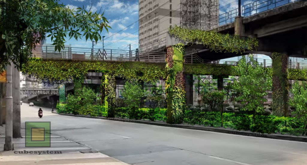 IMAGINE EDSA BY CUBESYSTEM 4 1024x551 - Green EDSA