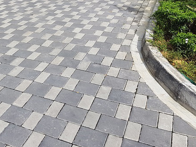 PERMEABLE PAVERS BY CUBESYSTEM - Permeable Pavers